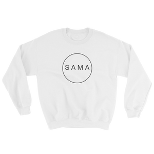 SAMA - Sweatshirt (white) | LGBTQIA | body positivity | Feminism | SAMA  Apparel