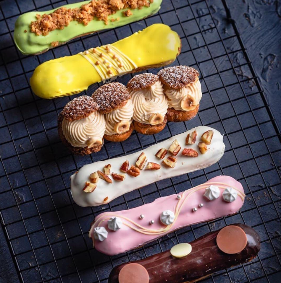 The Eclairs (x6)