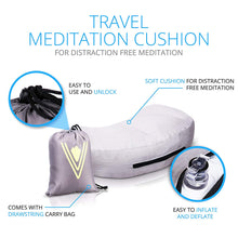 Load image into Gallery viewer, Absolute Zen Travel Meditation Cushion