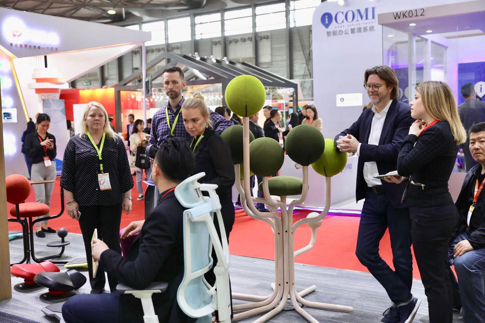 Germany Office Furniture Show