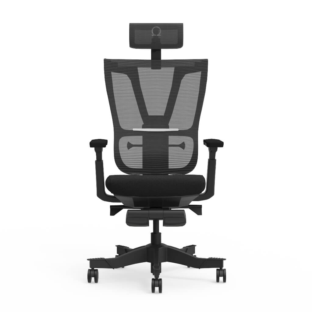 Galaxy Black - Omega Chair
