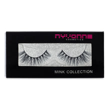 "Load image into Gallery viewer, ""Phoenix"" 3D Mink Eyelashes - Nyvonne Cosmetics"