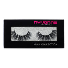 "Load image into Gallery viewer, ""Showgirl"" 3D Mink Eyelashes - Nyvonne Cosmetics"