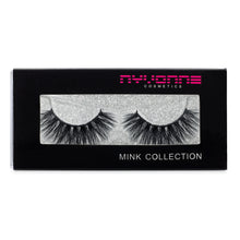 "Load image into Gallery viewer, ""Unstoppable"" 3D Mink Eyelashes - Nyvonne Cosmetics"
