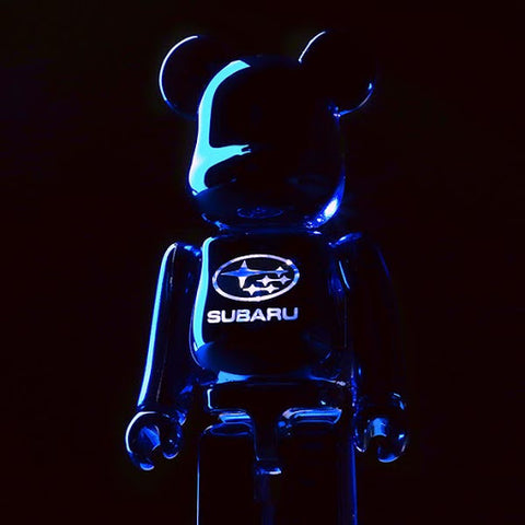 【精選】BE@RBRICK-1nd Subaru(100%)
