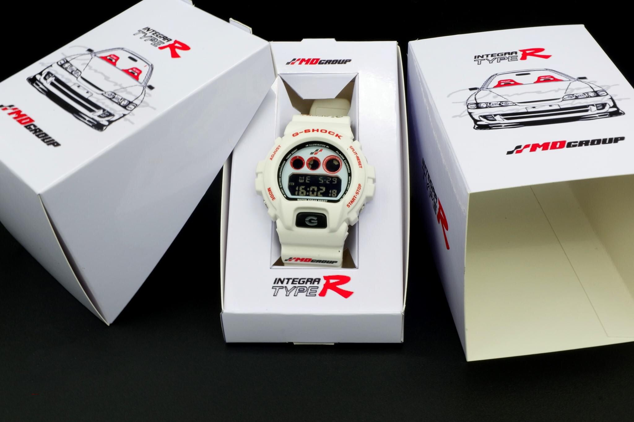 【熱賣】Intergra Type-R款Gshock