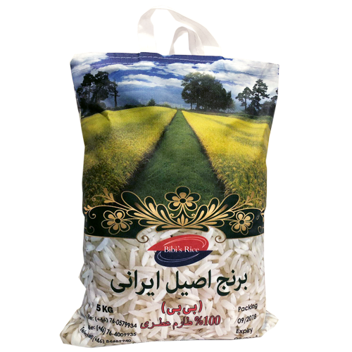 Rice from Iran - Bibi's Rice