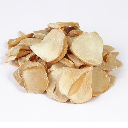 Dried garlic 100% organic