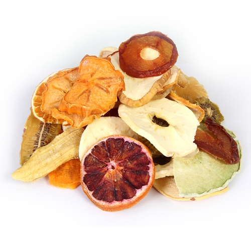 Mixed dried fruit 100% Natural