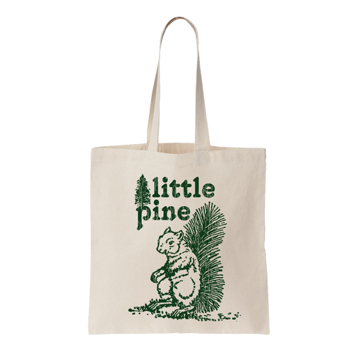 little pine chip fan club tote
