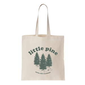 "little pine ""three pines"" tote"