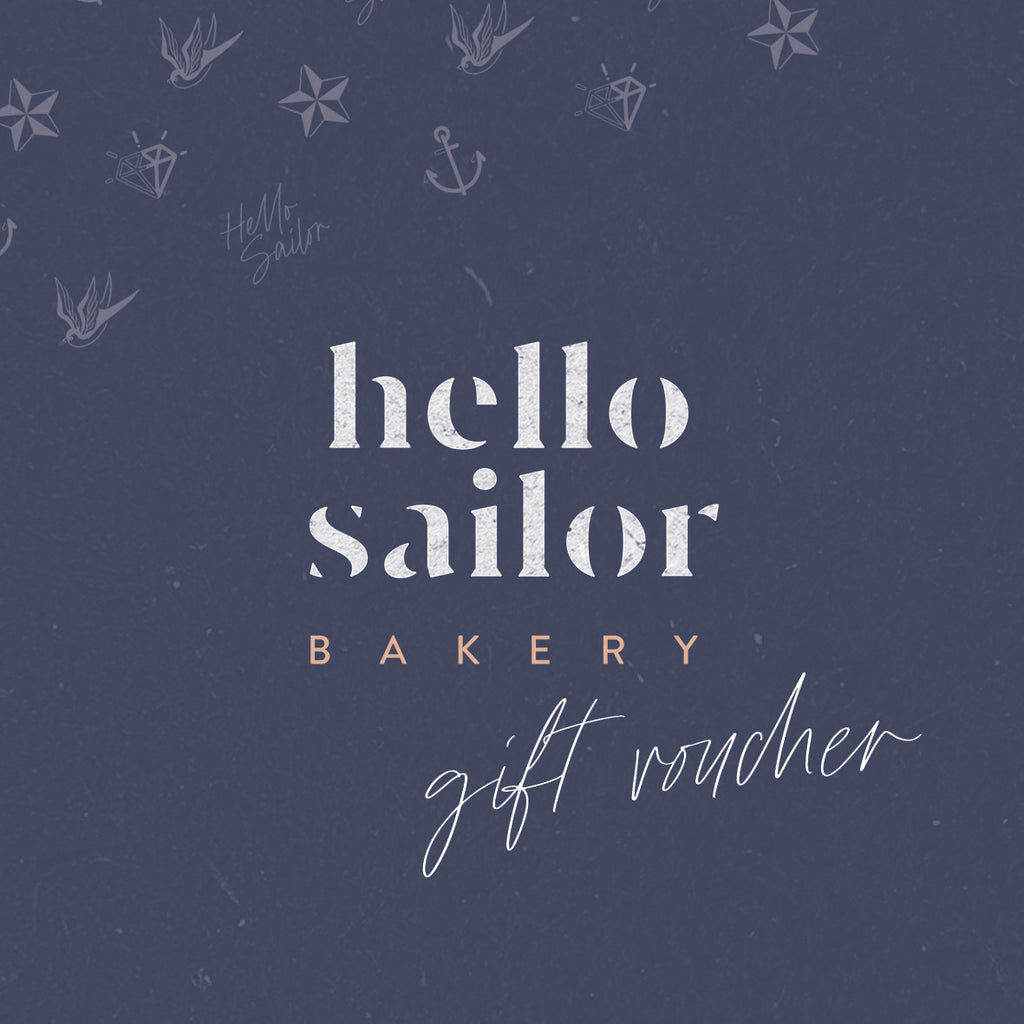 Hello Sailor Cafe Gift Voucher