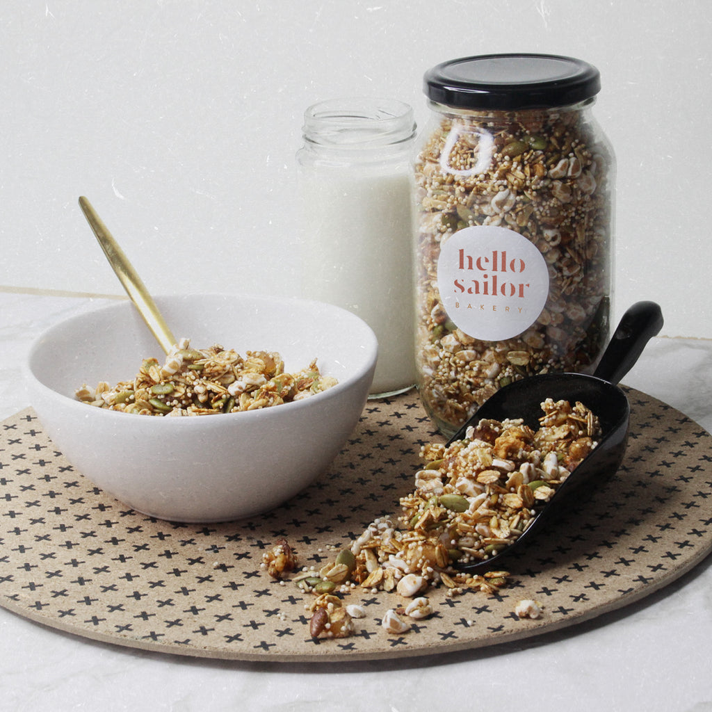 Apple Crumble Granola - Click & Collect