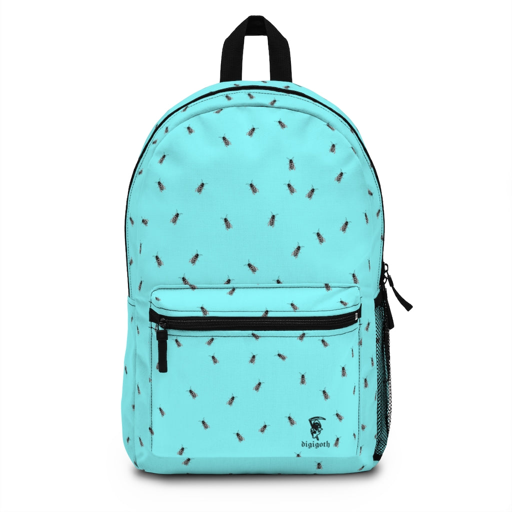 Adult Backpack Sea with Flies (Made in USA)