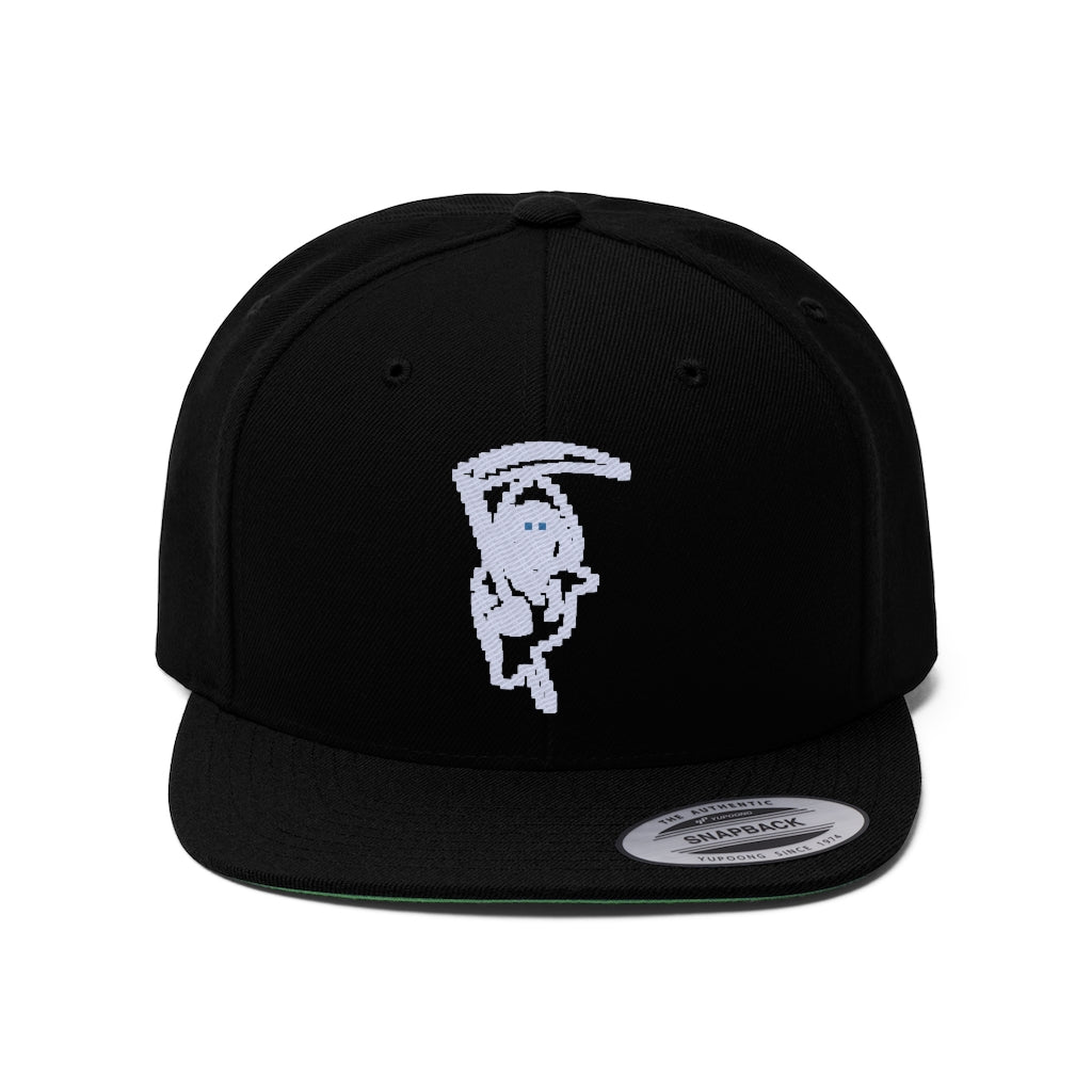 DIGIGOTH Logo Unisex Flat Bill Hat