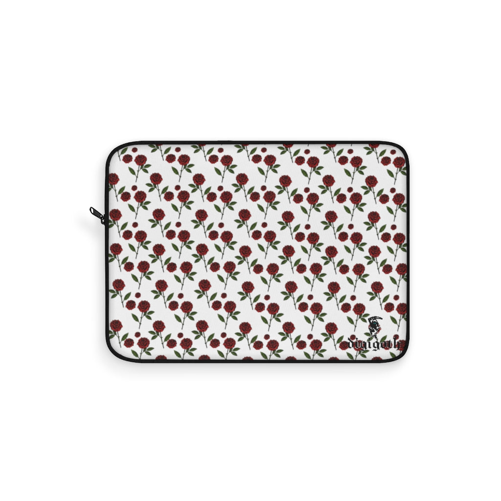 "15"" Roses are Red Laptop Sleeve"