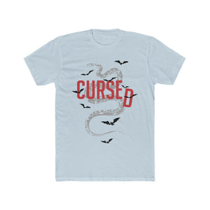 Adult Men's Cursed T Shirt