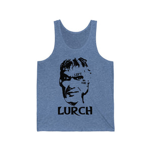 Adult Unisex LEFT IN THE LURCH Tank