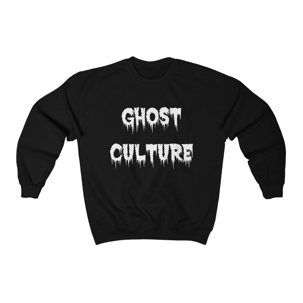 Adult Unisex GHOST CULTURE Sweatshirt
