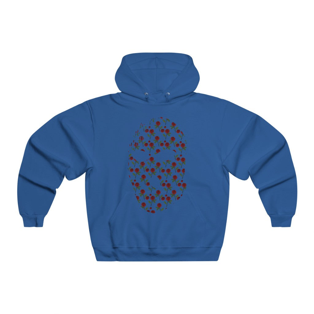 Adult Men's VIOLETS ARE BLUE Hoodie