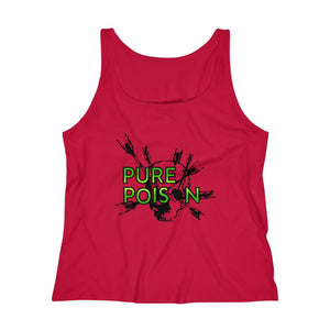 Adult Women's PURE POISON Relaxed Jersey Tank