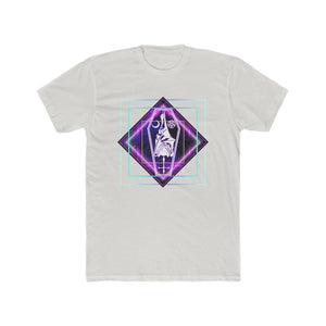 Adult Men's Neon Coffin T Shirt