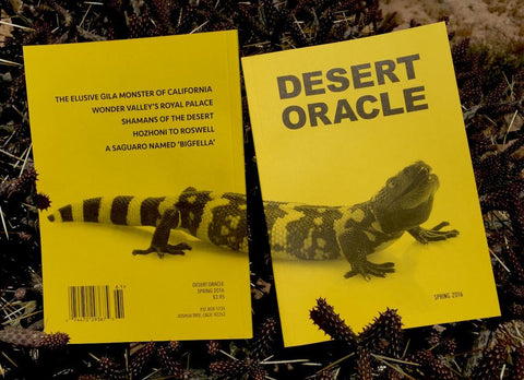 Desert Oracle #5