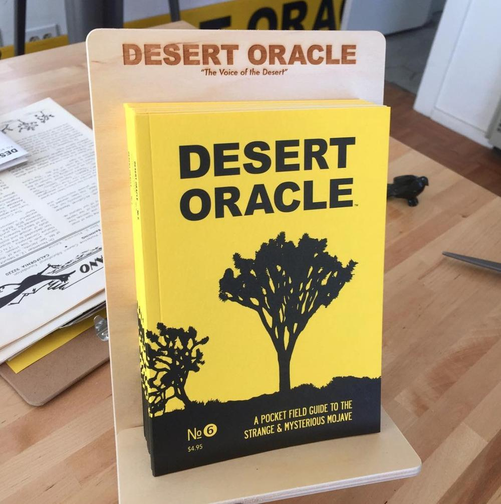 Desert Oracle #6