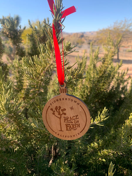 Pioneertown Ornament