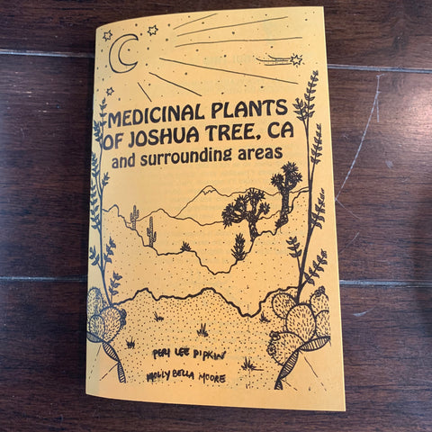 Medicinal Plants of Joshua Tree Zine