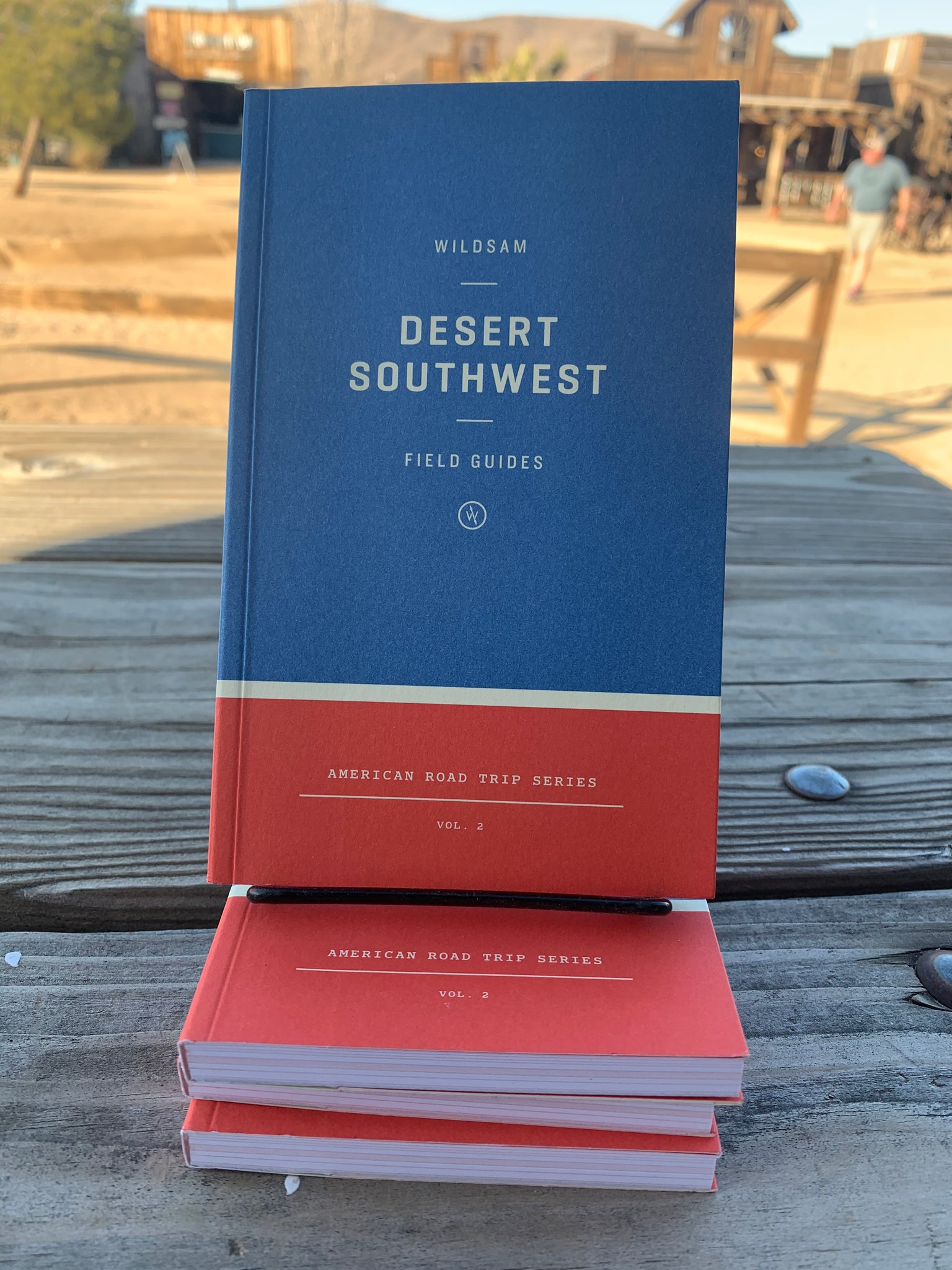 Wild Sam Desert Southwest Travel Guide