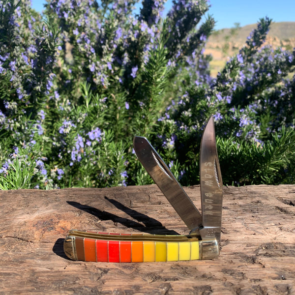 Slow Burn Pocketknife