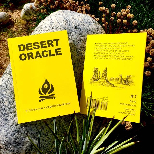Desert Oracle #7