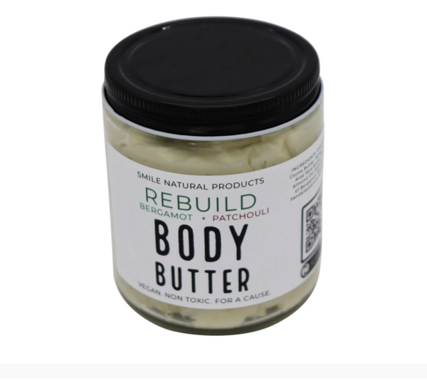 Smile Natural Body Butter