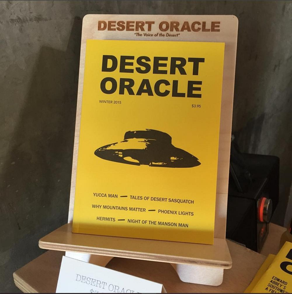 Desert Oracle #4