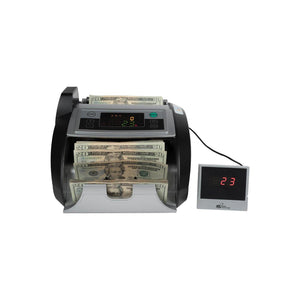 Royal Sovereign Bill Counter with Counterfeit Detection - 1,000 bills per minute (RBC-2100)