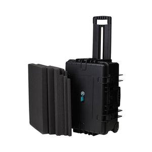 "STR8 23"" STR8 Roller Case With 6 Layer Pre-Cut Foam"