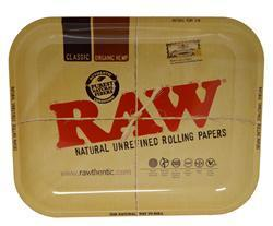 Raw Rolling Tray - Random Variety - Large Size (10 Count)