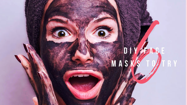 6 DIY Skincare Masks to try at Home!