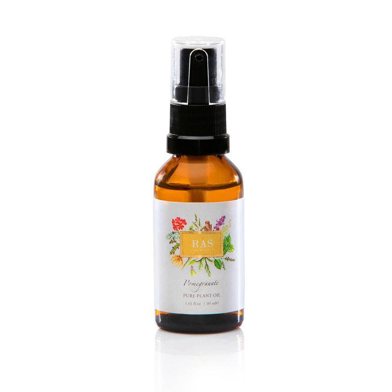Pomegranate Pure Plant Oil Hair Oil Face Oil Vitamin C Antioxidants Anti ageing Face Serum Cold Pressed Oil
