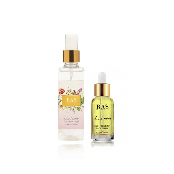 Clear Skin Duo Set
