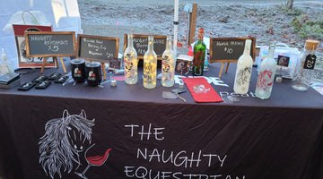 The Naughty Equestrian PopUp - Enumclaw Small Business Season Market 12-19-2020