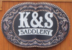 K & S Saddlery, Tack & Gear | The Naughty Equestrian