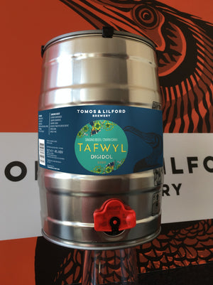 Tafwyl 5lt Mini Keg
