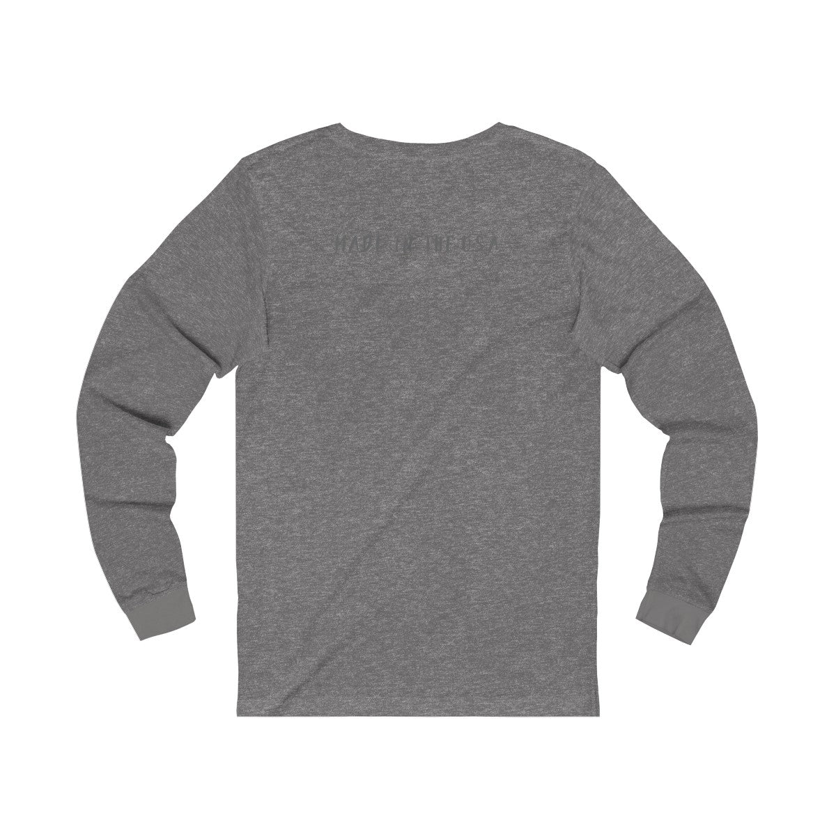 Unisex Jersey Long Sleeve Tee
