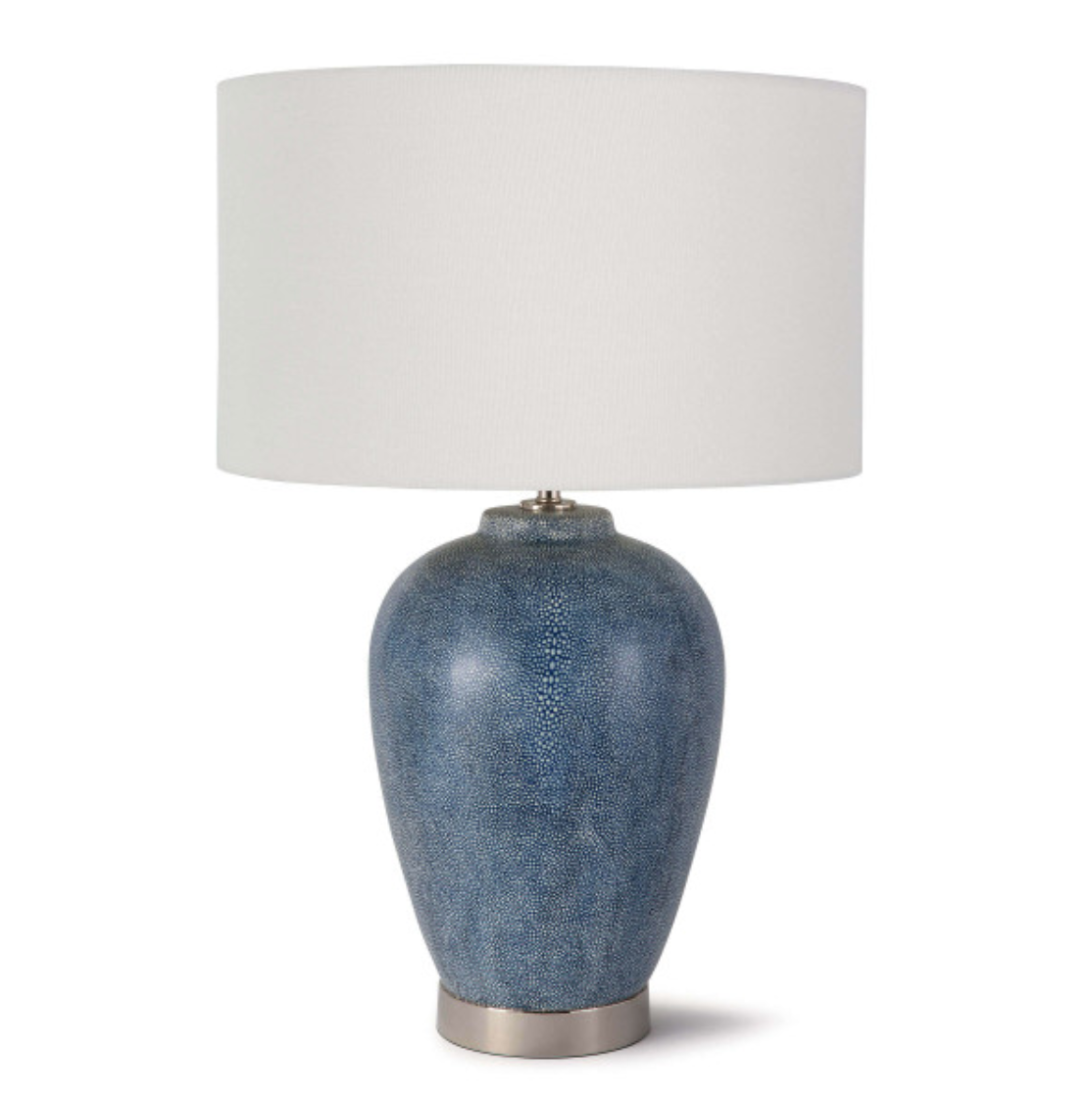 Presley Table Lamp (Indigo)