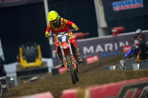 Round 2/3 Triple Crown AX, Calgary, AB | Photo Report