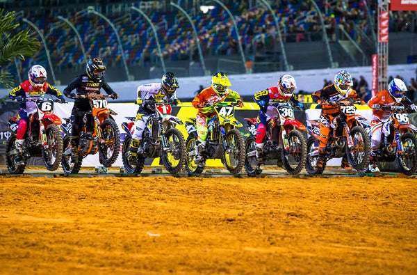 Round 10 Daytona Supercross | Photo Report