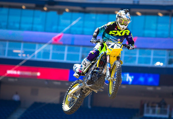 Round 15 Foxborough Supercross | Photo Report