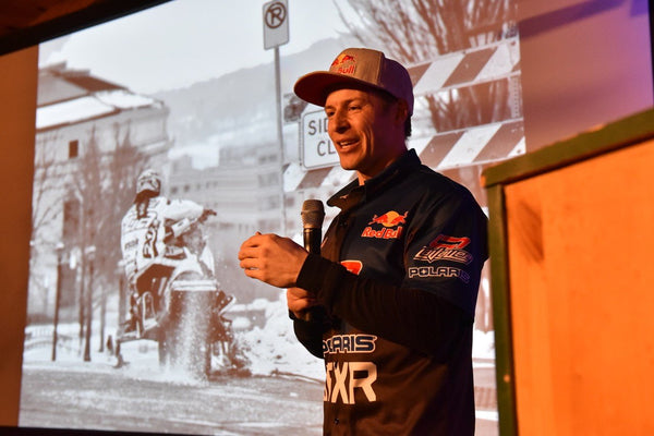 FXR LOOKS TO FUTURE AS IT HONORS THE PAST AT SNOWMOBILE HALL OF FAME
